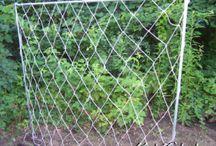 Net Garden Trellises
