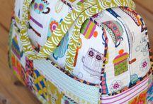 maletas de tela