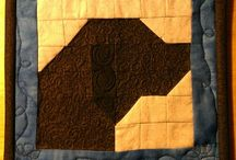 quilting/done / by Sonja M Houser