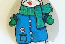 snowman pictures