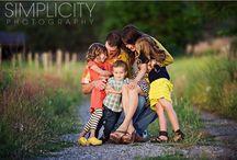 family photo ideas- settings, attire,etc / by quinn savona
