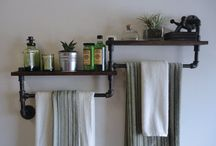 Bathroom shelving / Bathroom shelving ideas