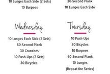 Exercise / Everyday workout