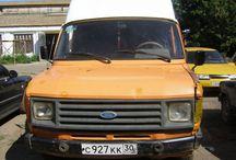 Форд Транзит Мк 3(короткий).