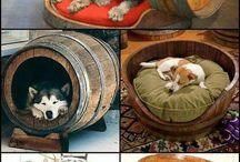 Camas de cachorro