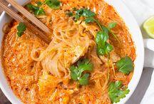 Thai-Lachs-Suppe