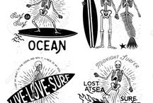 Surf inspired