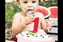one year birthday SMASH THE CAKE Los Angeles