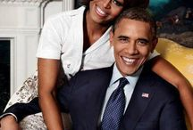 President Obama and Family / by Carolyn Jewitt