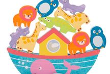Stacking and Sorting Toys / A fantastic range of educational toys for younger kids and babies to develop and learn.
