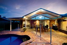 Stratco Outback Sunroof and Stratco Cooldek / We provide Roofing and Cooldeck style, you can maintain a controlled climate and beautiful roofed space.