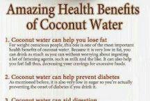 Benefits of Coconut Water / Benefits of Coconut Water