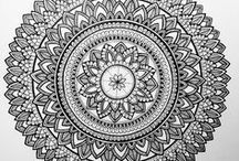 mandala patterns