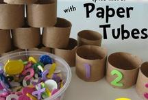 Math Activities Toddler/Preschool