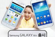 부모님 설 선물 효도폰 갤럭시 윈 SHV-E500S [Galaxy Win] / 쿼드코어 프로세서에 부담없는 가격을 갖춘 스마트폰 '갤럭시 윈(Galaxy Win)  사이즈는 118.3mm 화면에 1.4GHz 쿼드코어 프로세서를 탑재하고  최신 주력 모델의 핵심 기능을 지원하면서 가격은 부담없이 제품