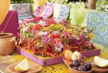 Blumen und Florales - ein Zeichen moderner Lebenskultur / Florale Inspirationen, blumige Designs und zeitgerechte Floristik
