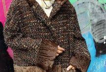 Пальто шуба