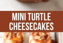 Recipes - Cheesecake Mini's