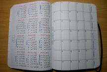 Crafting: D.I.Y. Planner / I continue my quest for the ultimate handmade daily planner.