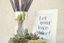 wedding ideas / by Jackie McDowell