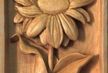 tallados en maderas