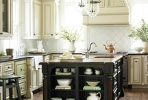 Kitchen Ideas / by Debbie Martin-Edelman