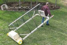 Chicken tractors