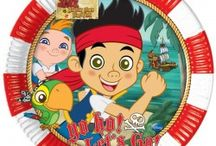 Jake and the Neverland Pirates / Parties supplies for théme Jake and the Neverland Pirates