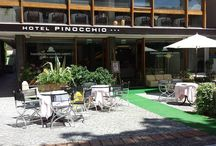 Hotel Cafe Restaurant Pinocchio