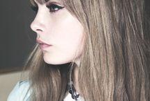 Hair And Makeup / by Kris Voelker Riley