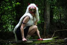 Princess Mononoke - cosplay costumes