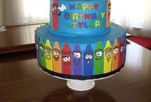 1st birthday - kash