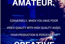 Multimedia Production Wisdom