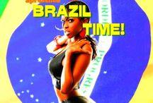 BRAZIL TIME à la CASA LATINA (Bordeaux) / CASA LATINA devient pour la soirée CASA DO BRAZIL ! avec les musiciens du groupe PAGODE DO JAMBO ! c'est les vendredis soir Musique populaire par excellence de Rio et ses environs, le pagode est maintenant joué et écouté dans tout le Brésil. Plus qu'une musique c'est une fête qui s'improvise chaque fois que l'occasion se présente : à la terrasse des bars, dans les cours et les jardins avec les amis et la famille, à la fin des répétitions des écoles de samba dans les quadra...