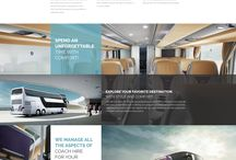 Transport websites