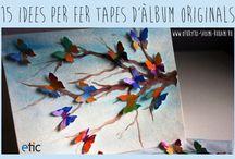 ART PER  PETITS / Activitats plàstiques i artístiques per a nens i nenes d'Educació Infantil