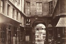 Atget, Marville y Cia