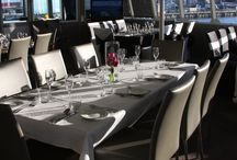 Hauraki Blue Events / Charter Hauraki Blue Cruises as your events venue and pull off your function in style, mixing presentations and reports with island visits and scenic views.  Find out more: http://haurakibluecruises.co.nz/conferences-events-venue/