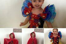 Little Gems Snow White Costume