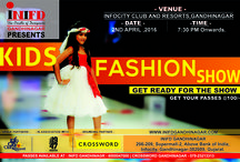 Kids Fashion Show - INIFD Gandhinagar / And here INIFD Gandhinagar we are very happy to announce our next biggest Kids fashion show in #Gndhinagar Which will take place at Infocity Club & Resorts Gandhinagar ... Do join us. . Passes Available Contact us on +918000047000 or Mail us on enquiry@inifdgandhinagar.com https://www.facebook.com/events/688987861204471