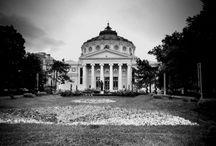 Romania in Black & White