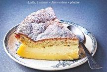 Mes livres de cuisine / Mes livres de cuisine et de pâtisserie, parus aux éditions Marabout