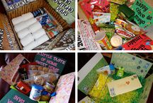 Care package ideas / by Sarah Heilaman