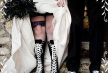 Emo and Punk Wedding Inspiration