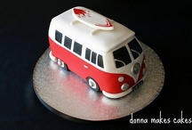 CAKES / by Debbie Ames