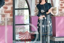 Plush Embroidered Kurtis Eid Collection