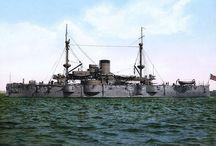 bateau de guerre