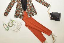 Collezione Donna P/E 2016 / I migliori #Outfit CityModa provenienti dalle collezioni estive 2016
