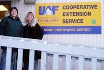UAF Extension and You / by UAF Cooperative Extension Service