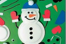 december sneeuw
